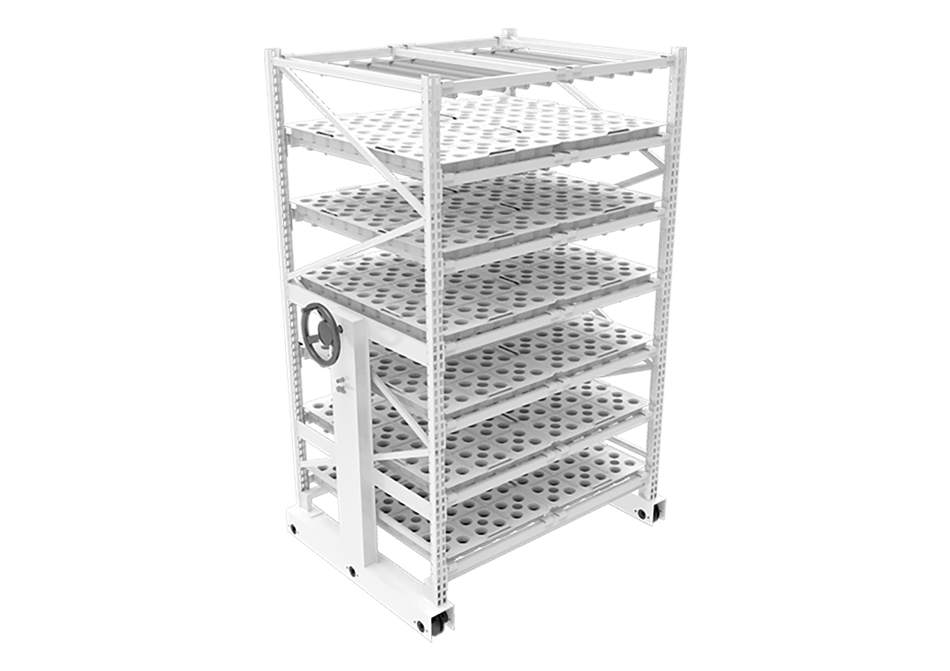 Enlite Modular Trolley Container Vertical Farming System